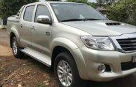 Bán Toyota Hilux 3.0G sản xuất 2013, màu bạc, nhập khẩu số sàn giá 495 triệu tại Bình Phước