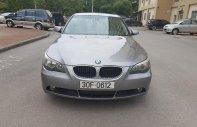 Cần bán xe BMW 5 Series sản xuất năm 2004, màu xám (ghi) giá 360 triệu tại Hà Nội
