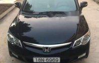 Cần bán Honda Civic 2007, màu đen, xe gia đình  giá 286 triệu tại Thái Bình