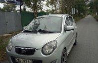 Cần bán xe Kia Morning SX 1.1 MT Sport đời 2011, màu bạc, xe gia đình giá 195 triệu tại Hà Nội