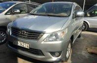 Bán Toyota Innova sản xuất năm 2012, màu bạc còn mới giá 522 triệu tại Tp.HCM