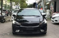 Cần bán Kia Cerato 1.6AT đời 2017, màu đen, giá 615tr giá 615 triệu tại Hà Nội