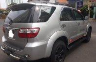 Bán Fortuner 2.7AT 4WD 2010, màu bạc, gốc TP, giá TL, hỗ trợ trả góp giá 536 triệu tại Tp.HCM
