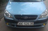 Bán ô tô Hyundai Getz 1.1 MT sản xuất 2010, màu xanh lam, nhập khẩu giá 215 triệu tại Hà Nội