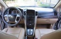 Cần bán lại xe Chevrolet Captiva LTZ AT đời 2008, màu bạc chính chủ giá 313 triệu tại BR-Vũng Tàu
