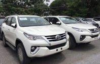 Bán Toyota Fortuner năm 2018, màu trắng, nhập khẩu nguyên chiếc giá 1 tỷ 94 tr tại Hà Nội