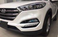 Bán xe Hyundai Tucson năm 2018, màu trắng giá 785 triệu tại Tp.HCM