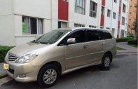 Cần bán Toyota Innova G đời 2010 chính chủ giá 418 triệu tại Tp.HCM