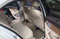 Chính chủ bán Mercedes C250 Exclusive đời 2018, màu trắng  giá 1 tỷ 655 tr tại Hà Nội