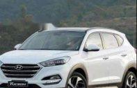 Bán Hyundai Tucson 1.6 Turbo năm 2018, màu trắng, giá cạnh tranh giá 895 triệu tại Hà Nội
