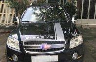 Bán xe Captiva LT 2007, màu đen giá 285 triệu tại Tp.HCM