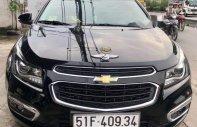 Bán Chevrolet Cruze LTZ năm 2016, màu đen số tự động giá 500 triệu tại Tp.HCM