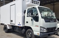 Xe Isuzu đông lạnh 2018 euro 4, thùng dài 4.2m, giá chỉ 70 triệu giá Giá thỏa thuận tại Tp.HCM