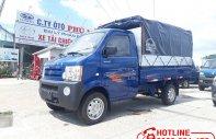 Xe tải Dongben 810kg mui bạt + khuyến mãi 100% phí trước bạ giá 166 triệu tại Tp.HCM