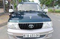 Toyota Zace dòng cao cấp GL, mới như xe trong hãng, màu xanh vỏ dưa hiếm có, xe rin 100% giá 315 triệu tại Bình Dương