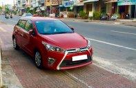 Cần bán Yaris G cuối 2015, màu đỏ, nhập khẩu giá 539 triệu tại Tp.HCM