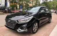 Bán xe Hyundai Accent AT sản xuất 2018, màu đen giá cạnh tranh giá 540 triệu tại Cần Thơ