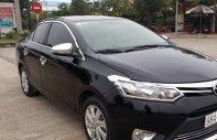 Cần bán lại xe Toyota Vios E đời 2016, màu đen, xe gia đình, giá 475tr giá 475 triệu tại Bắc Giang