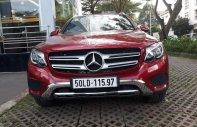 Bán Mercedes-Benz GLC250 4 Matic 2018, cũ, màu đỏ. Ưu đãi cực sốc giá 1 tỷ 929 tr tại Tp.HCM