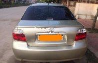 Bán Toyota Vios năm 2004, màu vàng cát, giá 155tr giá 155 triệu tại Vĩnh Phúc