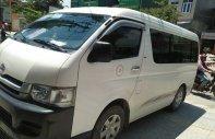 Cần bán Toyota Hiace 2010, số sàn máy dầu, màu trắng ngọc trinh giá 376 triệu tại Tp.HCM