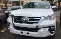 Bán Toyota Fortuner sản xuất 2018, màu trắng, nhập khẩu nguyên chiếc giá 1 tỷ 94 tr tại Tp.HCM