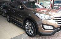 Auto T&D bán Hyundai Santa Fe 2.2L 4WD đời 2015, màu nâu giá 1 tỷ 20 tr tại Hà Nội