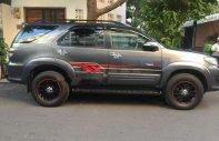 Bán Toyota Fortuner sản xuất 2013, màu xám, xe gia đình giá 740 triệu tại Tp.HCM