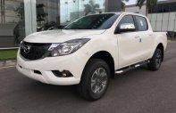Bán Mazda BT 50 đời 2018, màu trắng giá 670 triệu tại Hà Nội