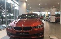 BMW 320i 2018 2.0L Sedan New 100% - Sunset Orange. Có xe giao ngay giá 1 tỷ 689 tr tại Tp.HCM