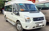 Bán xe Ford Transit sản xuất 2011 màu trắng, 410 triệu giá 410 triệu tại Quảng Nam