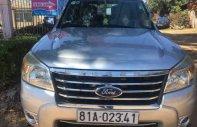 Cần bán gấp Ford Everest sản xuất 2010, màu bạc, giá tốt giá 446 triệu tại Gia Lai