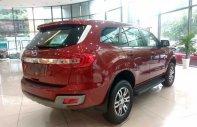 Bán Ford Everest Turbo, Ambiente 2018, màu đỏ, nhập khẩu nguyên chiếc, chỉ 999 triệu, hỗ trợ vay 80% giá 999 triệu tại Nam Định