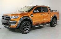Cần bán xe Ford Ranger 4x4 năm sản xuất 2018, màu cam, nhập khẩu nguyên chiếc, giá 918tr giá 918 triệu tại Hà Nội