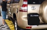 Cần bán Toyota Prado năm sản xuất 2010, màu vàng, nhập khẩu chính chủ giá 1 tỷ 200 tr tại Hà Nội