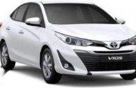 Bán xe Toyota Vios E sản xuất 2018, màu trắng chính chủ giá 620 triệu tại Tp.HCM