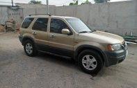 Bán Ford Escape đời 2003, màu vàng, nhập khẩu giá 165 triệu tại Tp.HCM