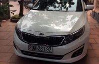 Cần bán lại xe Kia K5 2014, màu trắng, xe nhập giá 730 triệu tại Hà Nội