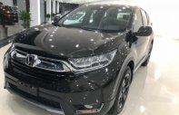 Bán xe Honda CR V G năm sản xuất 2018, màu đen, nhập khẩu giá 1 tỷ 13 tr tại Tp.HCM