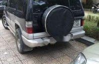 Cần bán xe Isuzu Trooper sản xuất năm 2002, màu đen giá 98 triệu tại Hà Nội