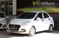 Bán ô tô Hyundai Grand i10 1.2AT đời 2018, màu trắng giá cạnh tranh giá 428 triệu tại Tp.HCM