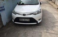 Cần bán xe Toyota Vios 1.3E đời 2014, màu trắng, giá tốt giá Giá thỏa thuận tại Hải Dương