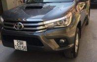 Cần bán xe Toyota Hilux 3.0AT năm sản xuất 2016, màu xám, xe nhập giá 740 triệu tại Hà Nội