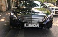 Bán ô tô Mercedes C250 Exclusive sản xuất năm 2016, màu đen giá 1 tỷ 310 tr tại Hà Nội