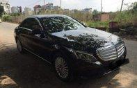 Bán Mercedes C250 Exclusive năm 2015, màu đen giá 1 tỷ 280 tr tại Hà Nội