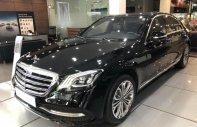 Bán xe Mercedes S450L Luxury đời 2018, màu đen giá 4 tỷ 759 tr tại Hà Nội