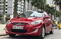 Bán xe Hyundai Accent 1.4AT 2014, màu đỏ, xe nhập, 460 triệu giá 460 triệu tại Hà Nội
