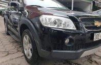 Bán ô tô Chevrolet Captiva đời 2007, màu đen số sàn, giá 268tr giá 268 triệu tại Hà Nội