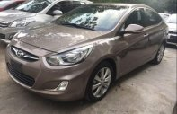 Bán lại xe Hyundai Accent sản xuất năm 2014, màu nâu, nhập khẩu giá 396 triệu tại Hà Nội