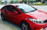 Bán Kia Cerato MT năm sản xuất 2016, màu đỏ, xe gia đình  giá 500 triệu tại Hà Nội
